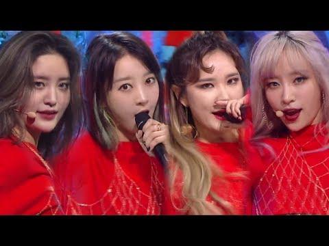 《Comeback Special》 EXID(이엑스아이디) - DDD(덜덜덜) @인기가요 Inkigayo 20171112