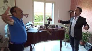 Salvatore Fisichella Master Class with Andrew Owens
