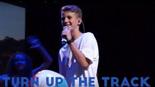 MattyB - Turn Up The Track (Boston 2016)