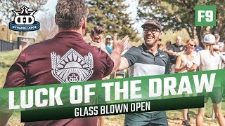 2019 GBO Luck of the Draw Doubles F9 Ft. Eric Oakley and Paige Pierce!