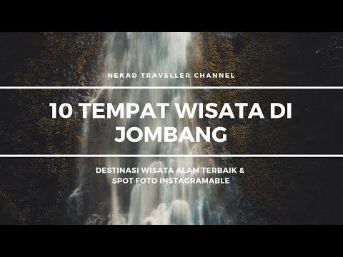10 Tempat Wisata di Jombang