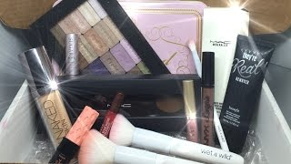 Opening A BIG A** Makeup Package!!