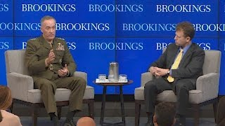 JCS Chairman Dunford: Purpose of US military posture in Pacific