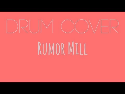 RUMOR MILL - We Are In The Crowd | Zion Spencer Drum Cover