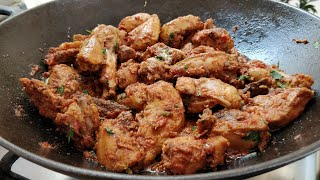 Supreme Quality Chicken Tikka Karahi Recipe 🐔 🐔 🐔 🍗  by Cooking with Asifa