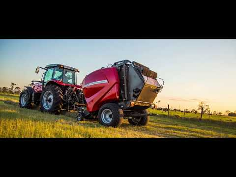 2019 Massey Ferguson RB4160V in Hazlehurst, Georgia - Video 2