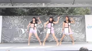 工学院大学八王子祭2015READYダンスサークルPerfume