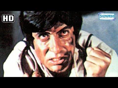 Best Action Scene From Kaalia  Amitabh Bachchan - Parveen Babi - Amjad Khan - Bollywood Action Scene