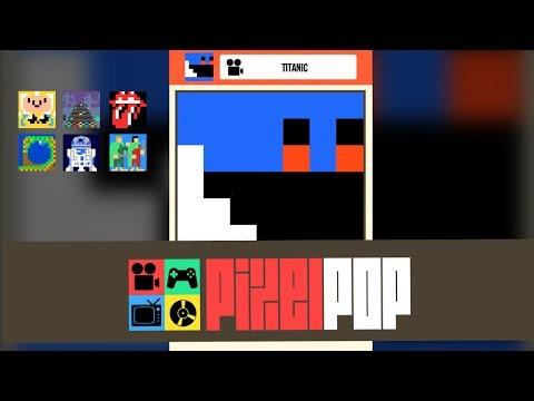 Video of Pixel Pop - Icons, Logos Quiz