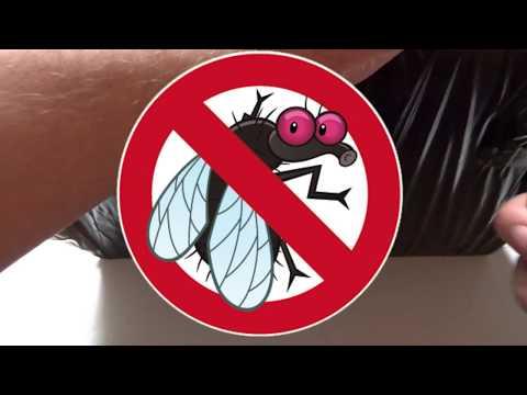 Parazitaellenes rovarölő szerek és rovarriasztók