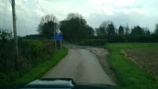 SE2329 - Tree-Line Approach Road Video