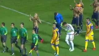 Tigres Vs Pumas   Final Apertura Ida   2015/2016