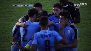 Camino Al Título De Uruguay Campeón Sudamericano Sub-20