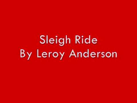 Sleigh Ride (1950) (Song) by Leroy Anderson and Mitchell Parish