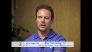 Shoulder Replacement - Dr. Jon Radnothy DO
