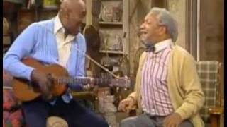 Sanford and son - Red Foxx Singing All of me