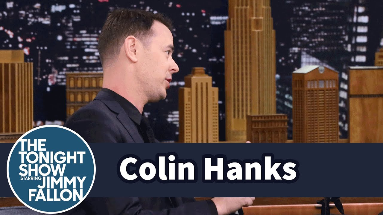 Colin Hanks Fell in Love with Jimmy's Mom thumbnail