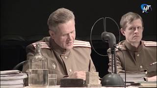 В филармонии началась подготовка к съемкам экранизации новгородского суда над нацистскими преступниками