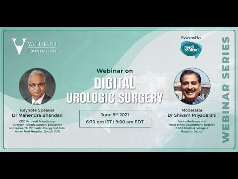 VF Webinar: Digital Urologic Surgery