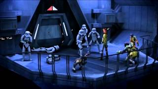 Star Wars Rebels Tribute Dizzie Rascal - Love This Town