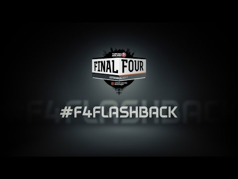 Final Four Flashback: Vangelis Mantzaris