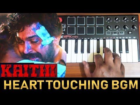 Kaithi Heart Touching Bgm By Raj Bharath   Karthi   Sam C.S