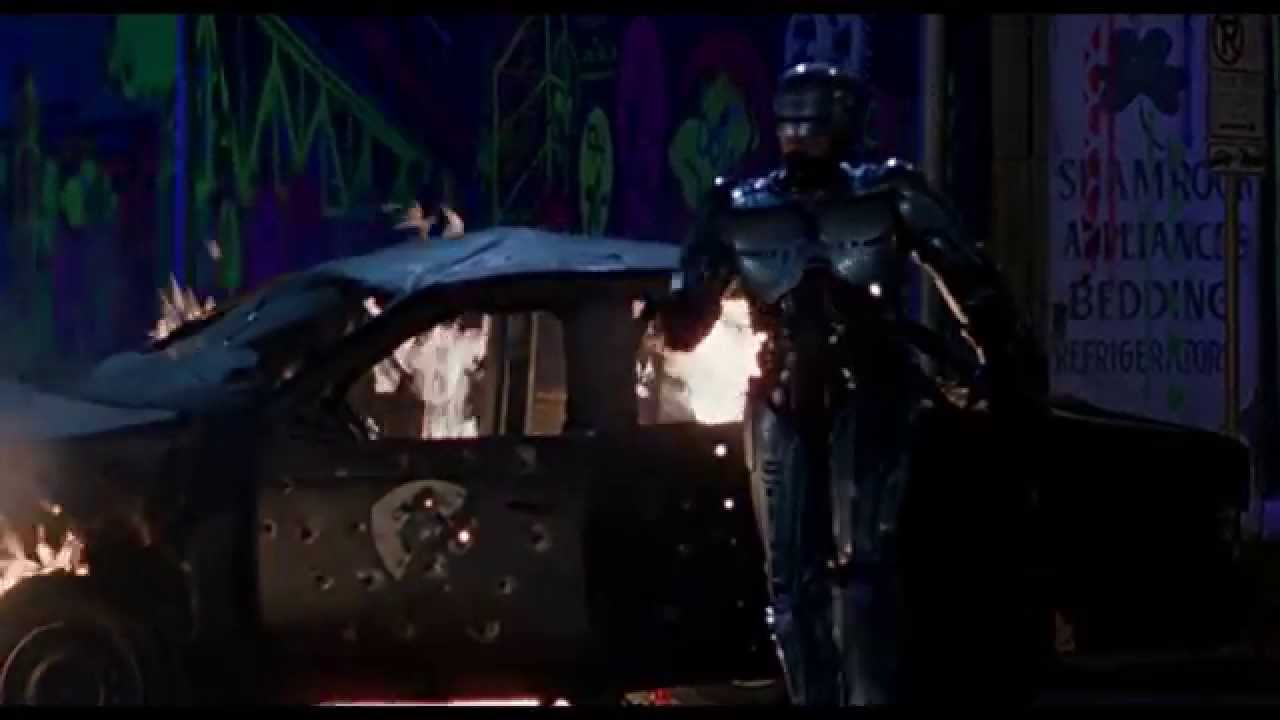 Trailer för RoboCop 2