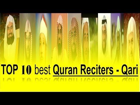 Download Top 10 Best Qari In The World Top 10 Famous Quran Reciters