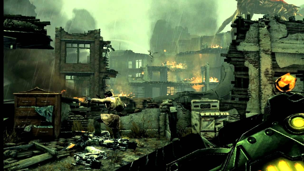 Resistance 3's E3 Trailer Blows St Louis To Pieces
