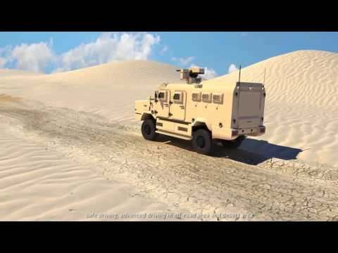 ECA Group - Military Vehicle Simulator