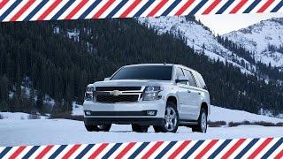 Chevrolet Tahoe на морозе. Как ведет себя Шевроле Тахо при -34°?