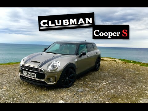 2016 Mini Clubman Cooper S Review - Inside Lane