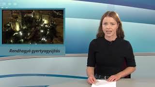 TV Budakalász / Budakalász Ma / 2020.11.30.