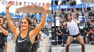 LAUREN FISHER - 2017 COMEBACK - FEMALE CROSSFIT WARRIOR