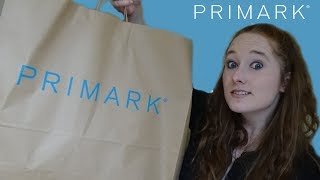 ASMR Primark Haul! Feat. Harry Potter Clothes!