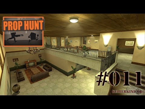 Ein Fancy House ★ #11 ★ Let's Play Garry's Mod: Prop Hunt [HD|60FPS]