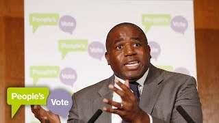 David Lammy demands