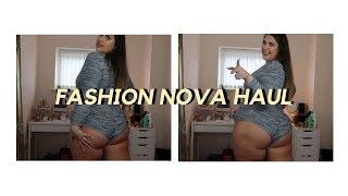 Fashion Nova Curve Haul | Summer Time Fineeeee Plus Size Haul