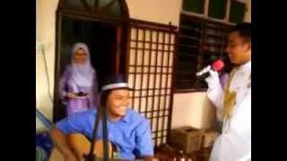 preview picture of video 'Majlis Perkahwinan di Pmtg Bogak,Kepala Batas 2/12/12 @ Karaoke Akustik 4'