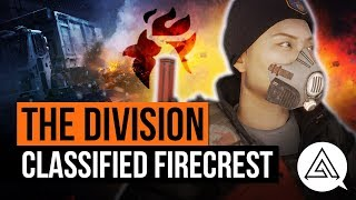 The Division | NEW Classified FIRECREST Gear Set Review - Best Incendiary Setup