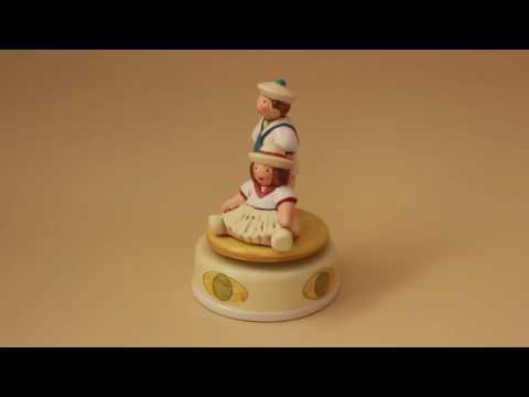 Carillon per bambini - Marinaretti (Melodia: Schiaccianoci - Suite March - Tchaikowsky)