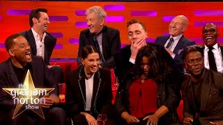 Try Not To Laugh on The Graham Norton Show   Part Seven