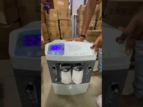 Dual Flow Oxyzen Concentrator