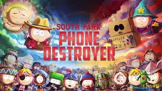 SOUTH PARK PHONE DESTROYER GAMEPLAY - iOS / Android
