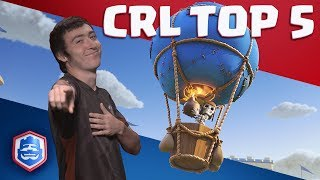 TOP 5 CRL Moments - Week 4!