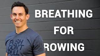 Rowing Machine Tutorial - Video 7. Breathing