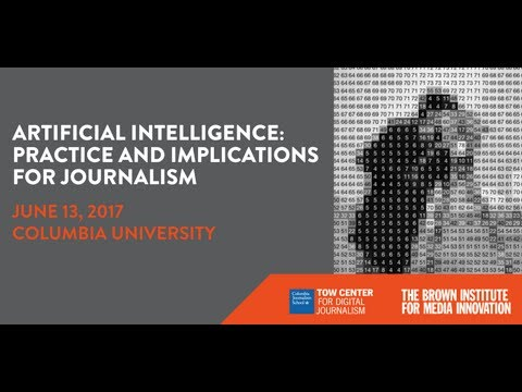 What are the ethics of using AI for journalism? A panel at Columbia tried to tackle that question