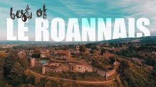 Vidéo : Saint-Haon, Ambierle et Saint-Jean, les villages de la Côte filmés en drone !