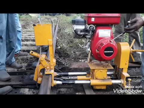 Rail Drilling Machine ( RDSO APPROVED)