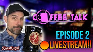Monday Coffee Talk - Episode 2 - Coffees For Closers
